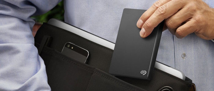 4TB Seagate Backup Plus Portable Drive