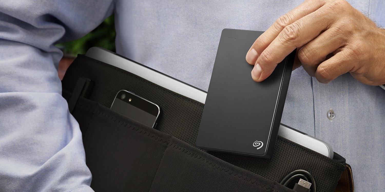 4TB Seagate Backup Plus Portable Drive