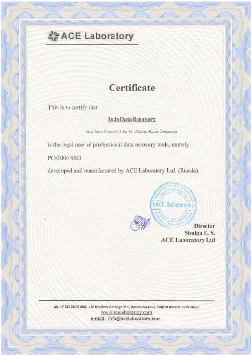 sertifikat-recovery-data-ace-laboratory